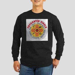 New Mexico's Enchanted Circle Long Sleeve T-Shirt