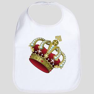 Crown Royal Baby Bib