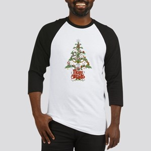 GOAT LOVERS CHRISTMAS TREE Baseball Jersey