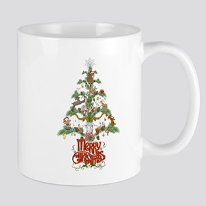GOAT LOVERS CHRISTMAS TREE Mugs