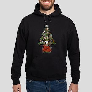 GOAT LOVERS CHRISTMAS TREE Sweatshirt