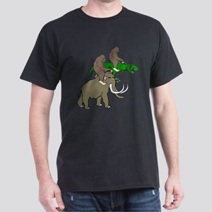 Bigfoot Race Dark T-Shirt