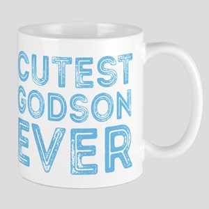 Cutest Godson Ever Mugs