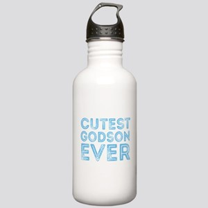 Cutest Godson Ever Stainless Water Bottle 1.0L