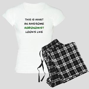 awesome agronomist Women's Light Pajamas