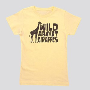 Wild About Giraffes T-Shirt