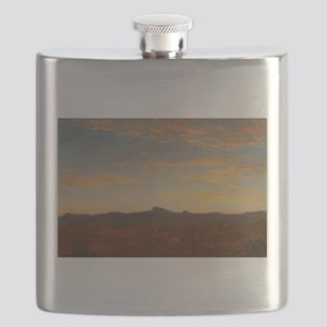 Catskill Creek by Thomas Cole Flask
