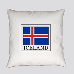 Iceland Everyday Pillow