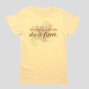 She is Fierce - Swirl T-Shirt