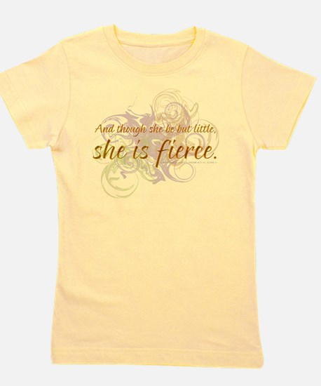 She is Fierce - Swirl T-Shirt