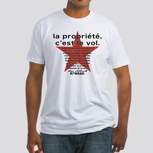 2-sided Property is Thef T-Shirt