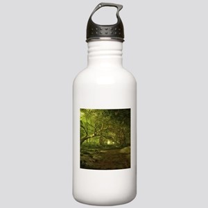Fantasy Forest Paintin Stainless Water Bottle 1.0L