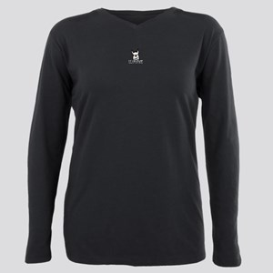 llamaface_withfont T-Shirt