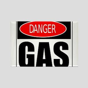Danger Gas Magnets