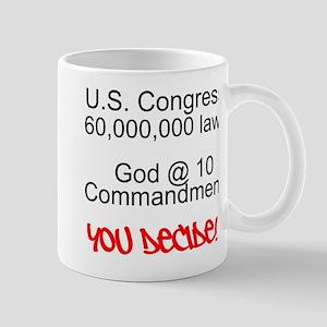 You Decide Mugs