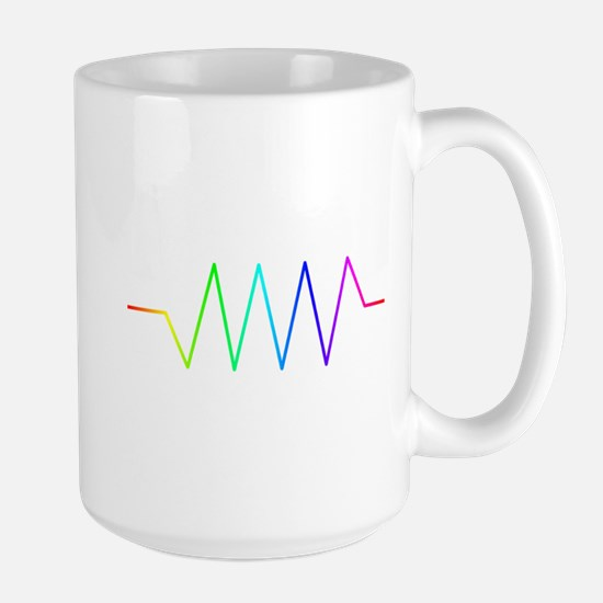 Rainbow Resistance Mugs