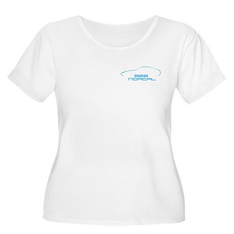 Norcal928.org Women's Plus Size Scoop Neck T-Shirt