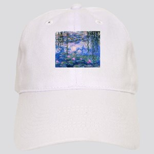 Water Lily by Monet Cap