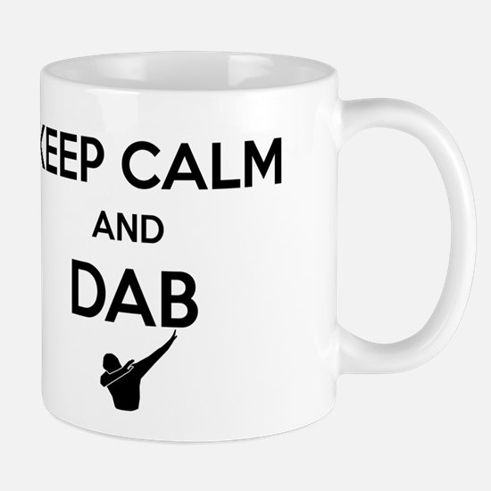 Keep Calm and Dabs Mugs