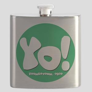 YO! Green Flask