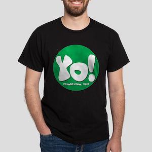 YO! Green Dark T-Shirt