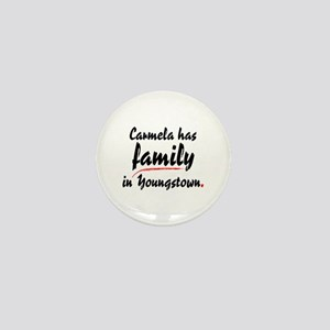 Carmela has family in Youngs Mini Button (10 pack)