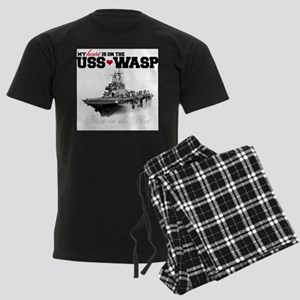 My Heart Is On The USS Wasp Pajamas