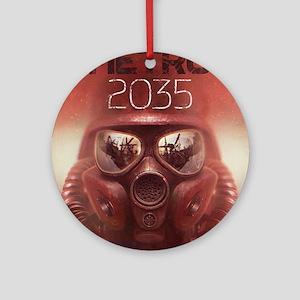 Metro 2035 Main Round Ornament
