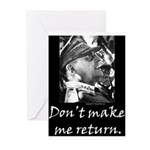 MacArthur Greeting Cards (Pk of 20)