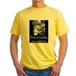 MacArthur Yellow T-Shirt