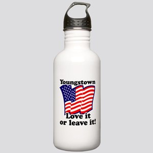 Youngstown - Love It O Stainless Water Bottle 1.0L