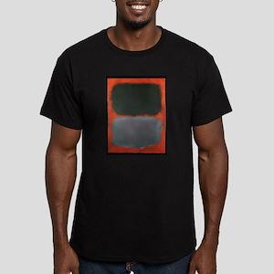ROTHKO SHADES OF GREY AND ORANGE T-Shirt