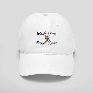 Wag More Bark Less Baseball Cap