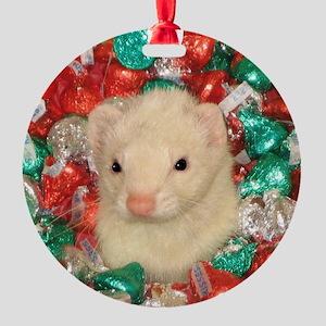 Akazumi I Round Ornament