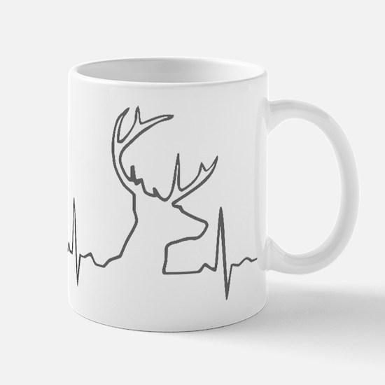 Hunting Heartbeat Mugs