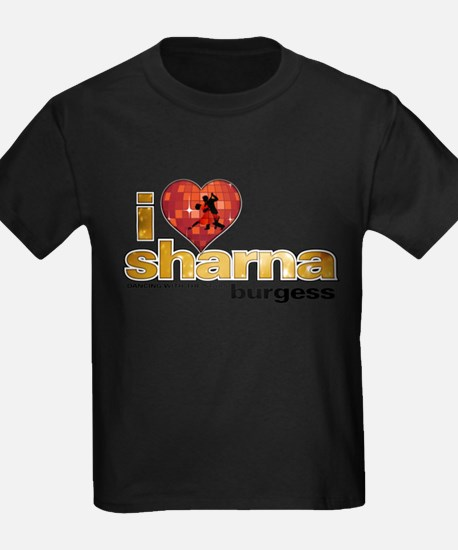 I Heart Sharna Burgess T-Shirt