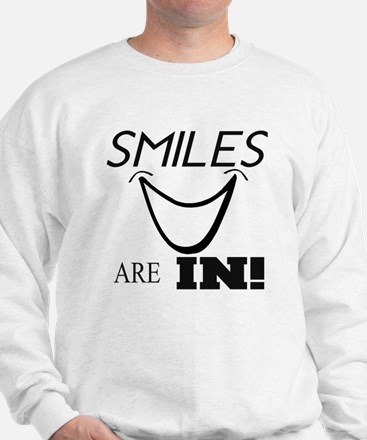 Cute Smily Sweatshirt