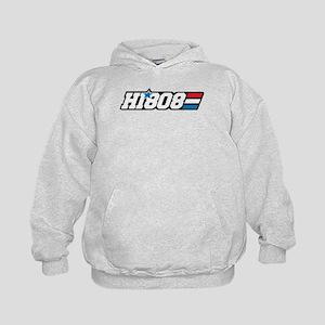 Hawaii 808 Aloha Patriot Sweatshirt