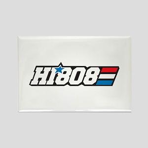 Hawaii 808 Aloha Patriot Magnets