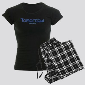 Tomorrow Club Women's Dark Pajamas