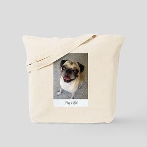 Pug Life 1 Tote Bag
