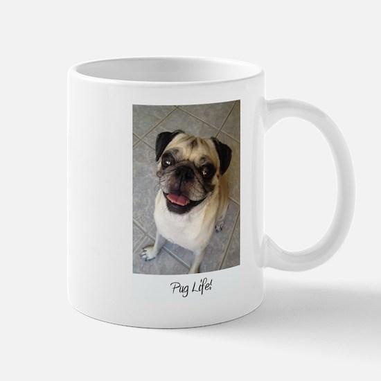 Pug Life 1 Mugs