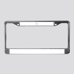 Rejoice, License Plate Frame