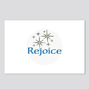 Rejoice, Postcards (Package of 8)