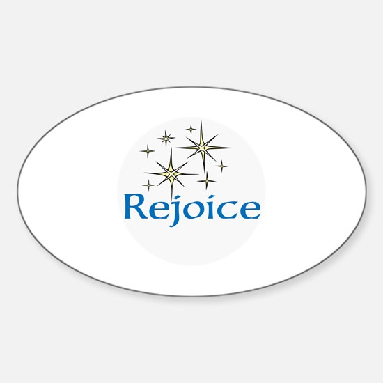 Rejoice, Decal