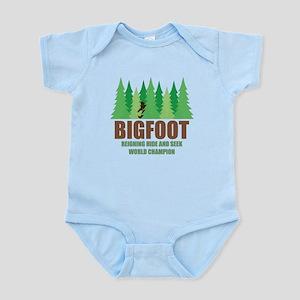 Bigfoot Sasquatch Hide and Seek World Champion Bod
