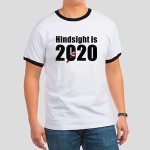 Hindsight is 2020 - Bernie Bird T-Shirt