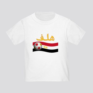 TEAM EGYPT ARABIC GOAL Toddler T-Shirt