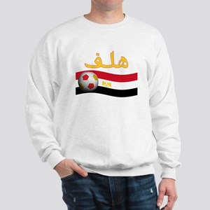 TEAM EGYPT ARABIC GOAL Sweatshirt