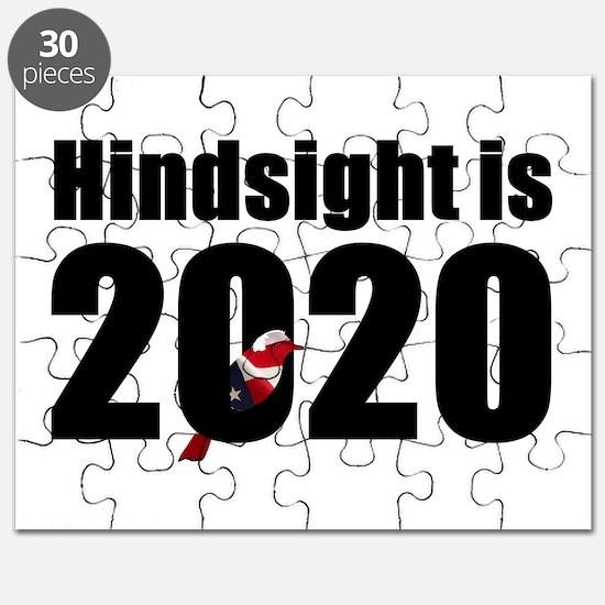 Hindsight is 2020 - Bernie Bird Puzzle
